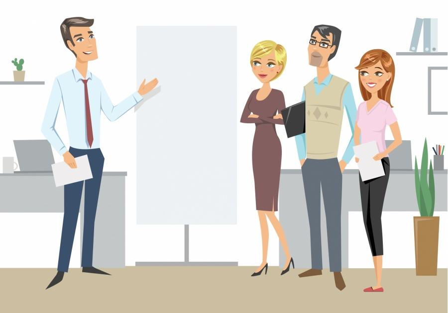 How To Keep Your Staff Happy and Motivated