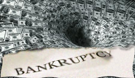4 Mistakes That Can Lead To Bankruptcy