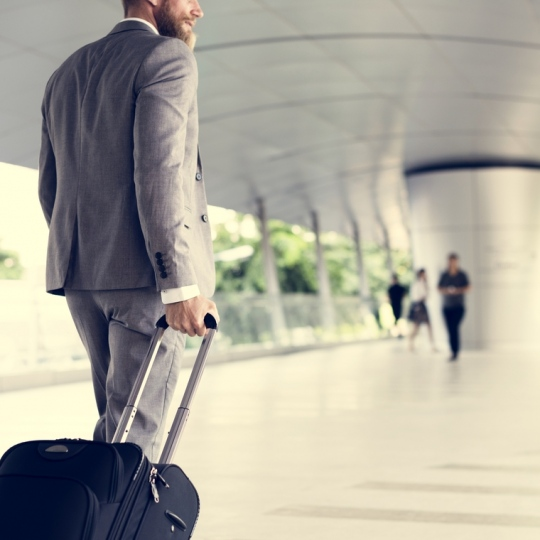 5 Strategies To Tackle Business Travel Like An Expert