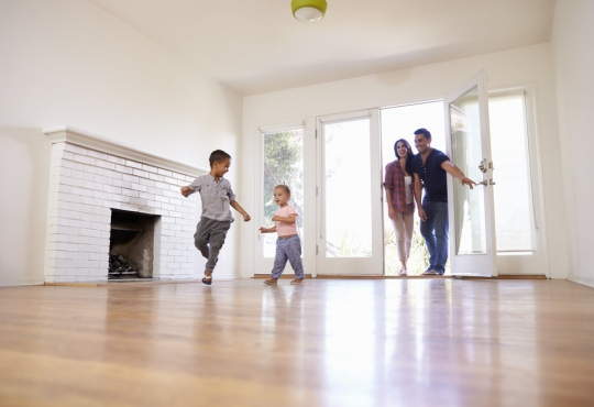 How To Save For Your First Family Home